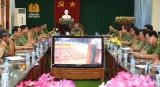 Bộ Công an nói chuyện chuyên đề Kỷ niệm 1.050 năm Nhà nước Đại Cồ Việt