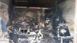 Nam Định: 3 mẹ con chết cháy trong cửa hàng điện lạnh