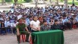 Hơn 800 học sinh dự phiên tòa giả định về an toàn giao thông