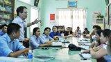 Gần 30 phóng viên, nhà báo dự lớp kỹ năng viết tin, bài hiện đại
