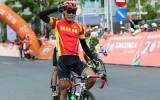 Chặng 24 giải xe đạp Cúp Truyền hình TPHCM 2018: Bất ngờ mới