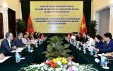 Họp Ủy ban hỗn hợp và tham vấn chính trị Việt Nam-Ma Rốc