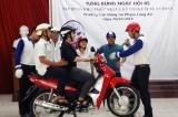 Tập huấn lái xe an toàn cho học sinh, sinh viên
