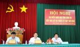 Đại biểu Quốc hội tỉnh Long An tiếp xúc cử tri huyện Tân Thạnh