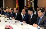 Thủ tướng Nguyễn Xuân Phúc gặp gỡ cộng đồng người Việt tại Singapore