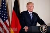 Ông Trump đề xuất gặp thượng đỉnh Mỹ-Triều ở làng Panmunjom