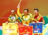 Nguyễn Thành Tâm đoạt áo vàng chung cuộc
