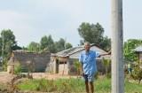 Điện về với người dân ấp 3, xã Bình Hòa Đông - Giấc mơ thành hiện thực