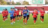 Đấu bù vòng 2 Giải HNQG, Hà Nội B - Long An: Đội khách muốn tìm trận thắng đầu tiên