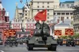 Nga phô diễn khí tài quân sự trong cuộc duyệt binh tại Quảng trường Đỏ