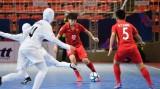 Futsal nữ VN dừng bước ở bán kết Giải châu Á 2018