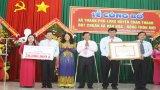 Thanh Phú Long đón nhận danh hiệu xã văn hóa - nông thôn mới