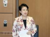 Thông qua Nghị quyết cho bà Phan Thị Mỹ Thanh thôi đại biểu Quốc hội