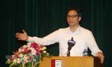Phó Thủ tướng Vũ Đức Đam: Gỡ bỏ mọi rào cản thực hiện giáo dục mở