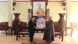 Thăm, tặng quà các tổ chức Phật giáo nhân lễ Phật đản 2018