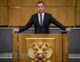 Thủ tướng Nga trình danh sách nội các mới lên Tổng thống Putin