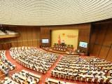 Truyền hình trực tiếp phiên khai mạc Kỳ họp thứ 5, Quốc hội khóa XIV