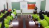 TP.Tân An phổ biến kiến thức quốc phòng và an ninh cho công nhân
