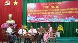Đức Hòa: Biểu dương điển hình tiên tiến trong học tập và làm theo tư tưởng, đạo đức, phong cách Hồ Chí Minh
