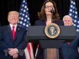 Bà Gina Haspel chính thức tuyên thệ nhậm chức Giám đốc CIA