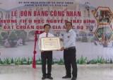 Trường Tiểu học Nguyễn Thái Bình đạt chuẩn mức độ 2