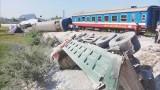 Khởi tố, tạm giam 2 nhân viên gác chắn vụ lật tàu hỏa ở Thanh Hóa