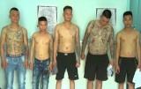 Vĩnh Long: Bắt 5 người có dấu hiệu cho vay nặng lãi