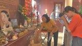 Dâng hương kỷ niệm 77 năm ngày hy sinh của Liệt sĩ Nguyễn Thị Bảy