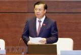 Bộ trưởng Tài chính: Sẽ tiếp tục siết chặt kỷ luật chi ngân sách