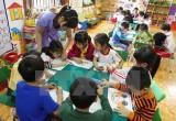 Tổ chức phát động Tháng hành động vì trẻ em năm 2018