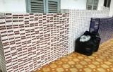 Bắt ô tô 7 chỗ chở gần 16.000 gói thuốc lá ngoại nhập lậu