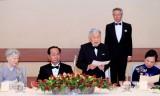 Truyền thông Nhật Bản đưa tin trang trọng về lễ đón Chủ tịch nước