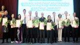 Giải thưởng VHNT Nguyễn Thông lần V: 21 tác giả được vinh danh