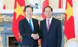 Thúc đẩy quan hệ Đối tác chiến lược sâu rộng Việt Nam-Nhật Bản