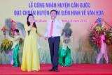 Giải thưởng Văn học Nghệ thuật Nguyễn Thông - Vinh danh văn nghệ sĩ có nhiều đóng góp cho Long An