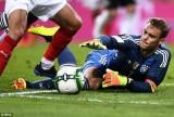 Thua ngược Áo, nhà vô địch thế giới Đức 5 trận chưa biết thắng
