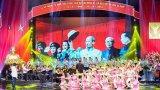 Long trọng kỷ niệm 70 năm ngày Bác Hồ kêu gọi thi đua ái quốc