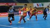 Hải Phương Nam Đại học Gia Định vô địch lượt đi giải Futsal HDBank