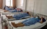 Ổ dịch cúm A/H1N1 lớn chưa từng có trong bệnh viện