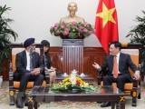 Việt Nam mong muốn tăng cường quan hệ hợp tác toàn diện với Canada