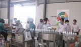 Kiểm tra công tác an toàn, vệ sinh lao động tại Đức Hòa