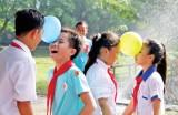 Tạo sân chơi bổ ích cho trẻ em dịp hè