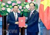 Bổ nhiệm Phó Chánh án Tòa án Nhân dân tối cao Nguyễn Văn Du