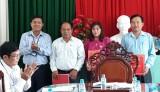 Thành lập Trung tâm Văn hóa, Thông tin và Truyền thanh huyện Thủ Thừa