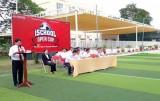 Khai mạc giải bóng đá iSchool Open Cup 2018