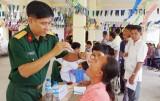 Khám, chữa bệnh cho người nghèo Campuchia: Góp phần thắt chặt tình hữu nghị