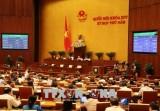 14/6: Quốc hội biểu quyết thông qua dự thảo Luật Thể dục, thể thao