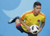 'Sát thủ' của Colombia vắng mặt trong cuộc chạm trán Nhật Bản?