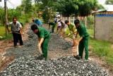 Đồn Biên phòng Mỹ Thạnh Tây: Xây dựng chi bộ trong sạch, vững mạnh