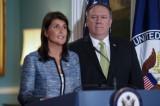 Tại sao Mỹ rút khỏi Hội đồng Nhân quyền Liên hiệp Quốc?